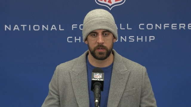 Packers postgame press conference
