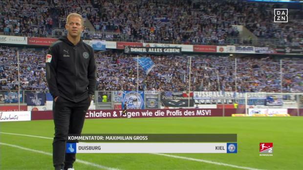 MSV Duisburg - Holstein Kiel