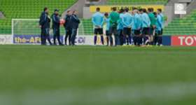 Assistant coach Ante Milicic assesses the Caltex Socceroos' preparations for Thailand and says the players are in good spirits and know what's at stake on Tuesday night.