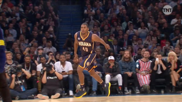Dunk of the Night - Glenn Robinson III