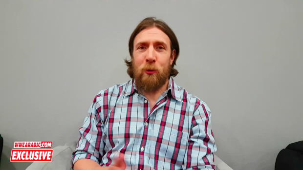 Daniel Bryan excited for The Greatest Royal Rumble in Saudi Arabia