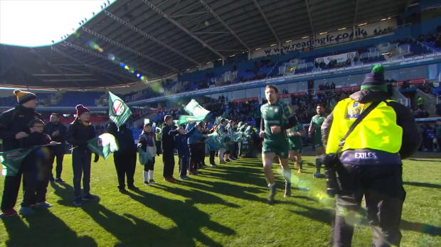 Aviva Premiership - Highlights - Irish v Worcester