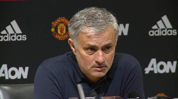 Mourinho: Stelle nicht nach Gesichtern auf