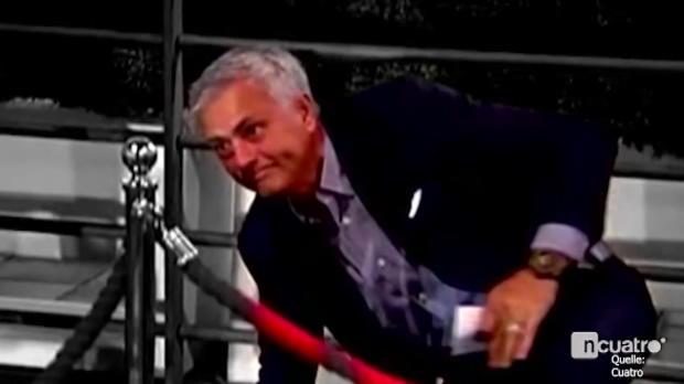 Mourinho-Fail wird zum Internet-Hit