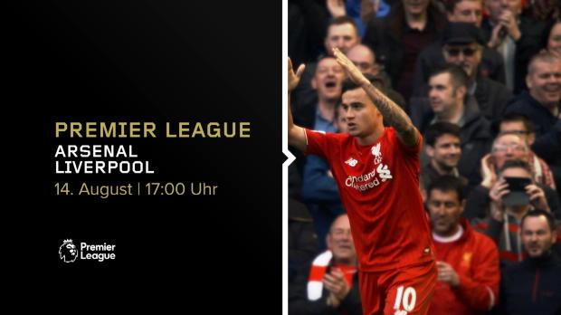 Kracher zum PL-Auftakt: Arsenal vs. Liverpool