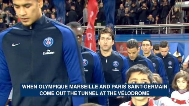 كرة قدم:الدوري الفرنسي: ايفرا ضد ماكسويل –معركة لاعبا الخبرة في الكلاسيكو