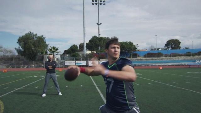 Soul & Science: How fast can Wyoming quarterback Josh Allen throw?