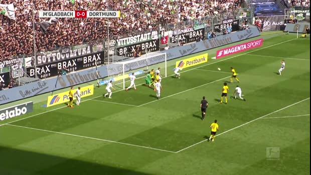 DAZN-Technik zeigt: Dortmund-Tor war regulär | Bundesliga Viral