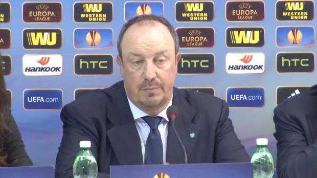 """Benitez: """"Businessplan muss gut sein"""""""