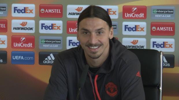 "Ibrahimovic: ""Ich glänze 24 Stunden am Tag"""