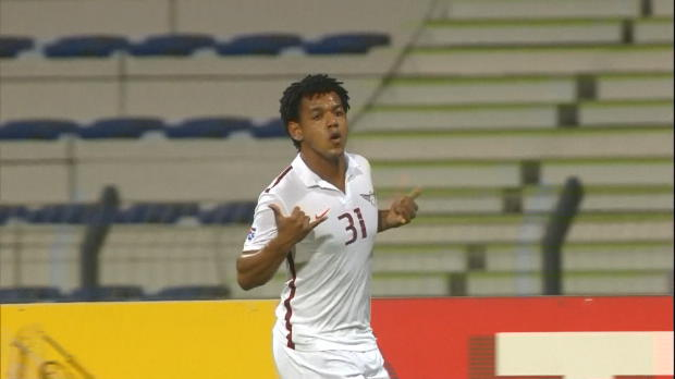 AFC Champions - Romarinho marca de un vole�n