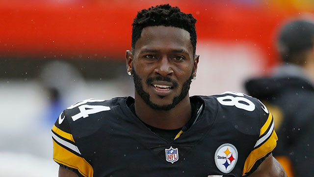 Aditi Kinkhabwala explains what led to Pittsburgh Steelers wide receiver Antonio Brown's sideline argument in Week 2