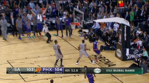 Steal of the Night - Eric Bledsoe