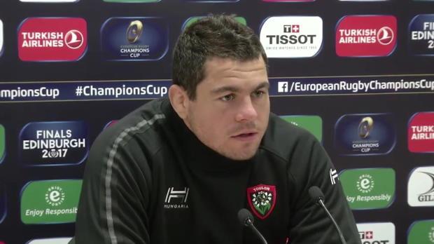 Champions Cup - Guirado - 'Pas le droit à l'erreur'