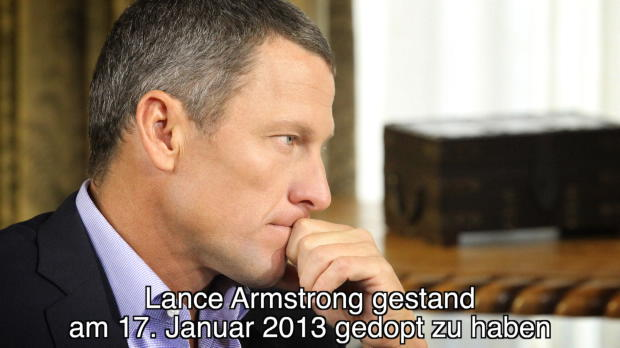 On This Day: Lance Armstrongs Doping-Beichte