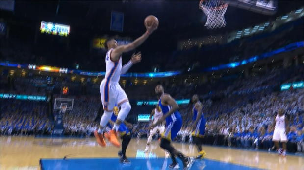 Basket : NBA - NBA - Westbrook au top !