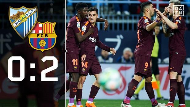 Malaga - FC Barcelona