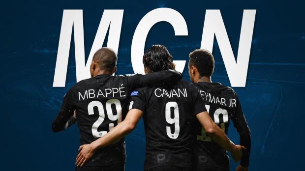 Mbappe, Cavani & Neymar: Ihre schönsten Tore