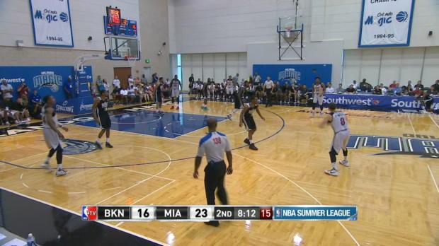 Nets vs. Heat