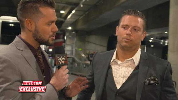Overcoming adversity is nothing new for The Miz: WWE.com Exclusive, Sept. 24, 2017