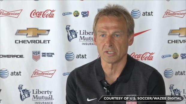 """USA: Klinsmann: """"Ribery ein Test für Chandler"""""""