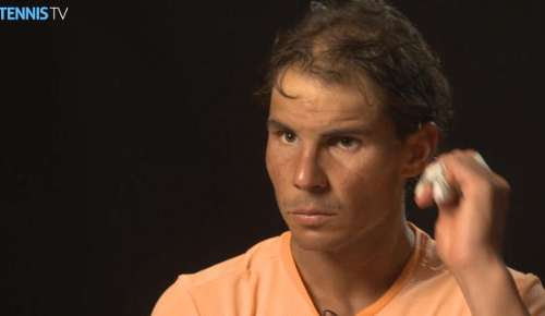 Nadal Interview: ATP Monte-Carlo 3R