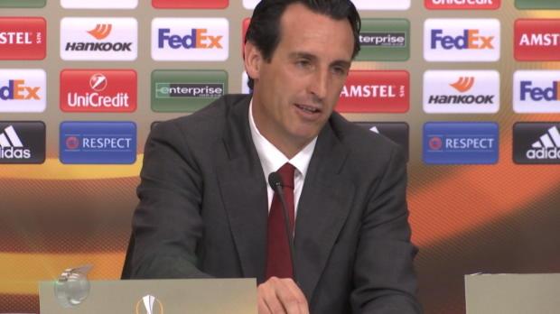 """Unai Emery: """"Fehler macht Soria noch stärker"""""""