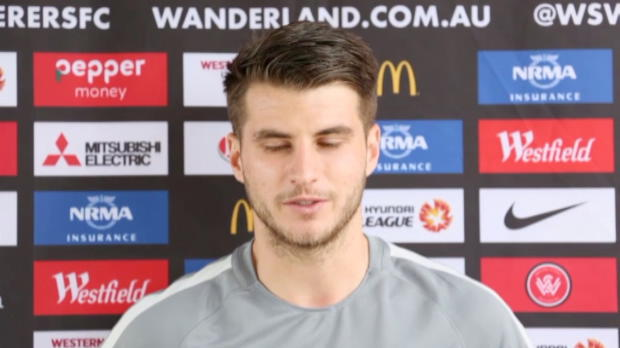 Antonis discusses Wanderers move