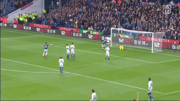 West Brom - Chelsea V2