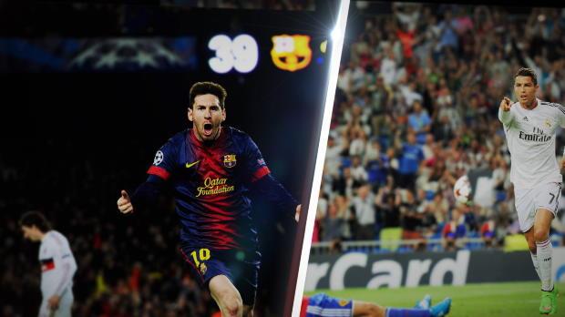 Record - Messi et Ronaldo se rapprochent de Raul