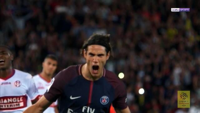 Ligue 1: All the goals of Cavani Thumbnail