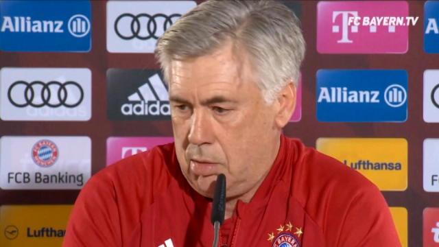 كرة قدم: الدوري الألماني: أنشيلوتي يوافق مورينيو– على رانييري أن يكون سعيداً