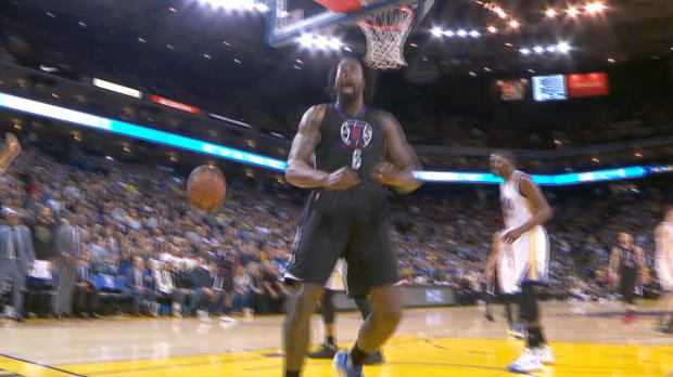 Talking NBA - Three Seconds/ DeAndre Jordan - NBA World
