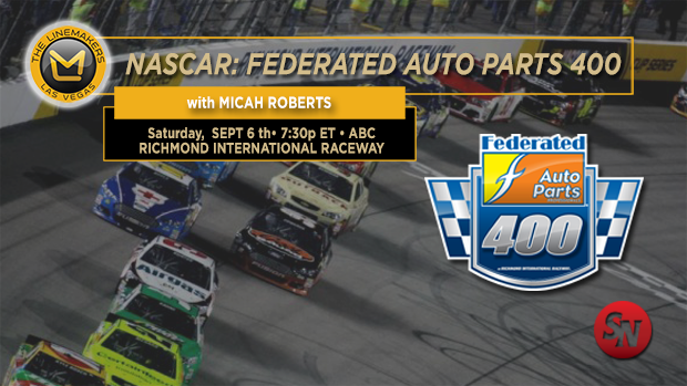 NASCAR Federated Auto Parts 400