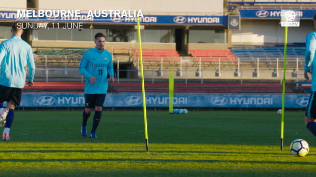 FFA TV | Maclaren relishing Brazil test