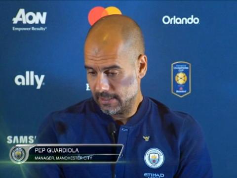 كرة قدم: الدوري الإنكليزي: ايهياناشو يغادر سيتي وغوارديولا لا يستبعد إعادة ضمه