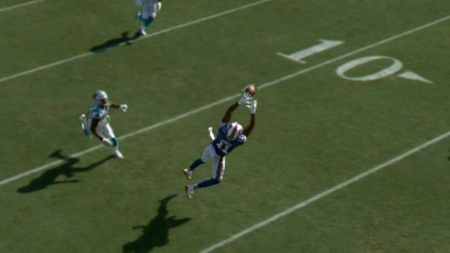 freeD: Zay Jones almost hauls in crucial catch