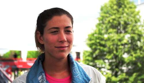 Muguruza Interview: WTA Montreal Preview