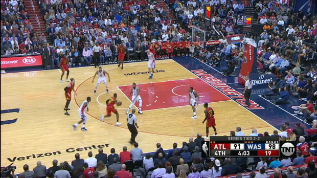 Block of the Night - Markieff Morris