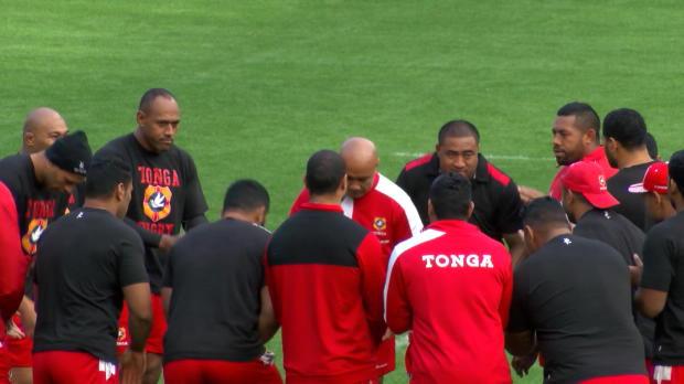 CdM 2015 - Tonga pr�t contre l'ogre n�o-z�landais