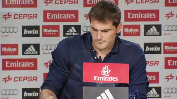 Casillas verlässt Real: Der emotionale Abschied
