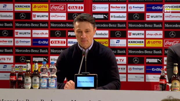 Kovac traurig: Keine Punkte mit dieser Leistung