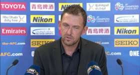 Tony Popovic says his side were punished for their mistakes in their 4-0 loss to Urawa Reds on Tuesday night.