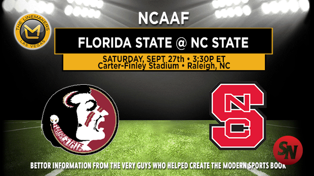 Florida State @ NC State