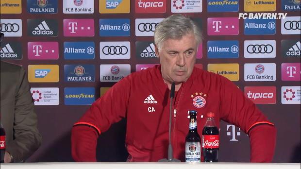 """Ancelotti zu Real: """"Speziell und aufregend"""""""