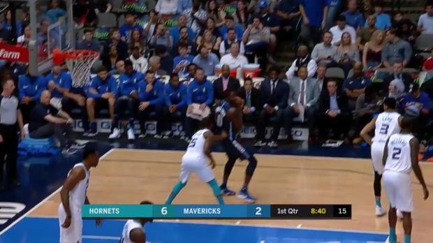 WSC: Dennis Smith Jr. (21 points) Highlights vs. Charlotte Hornets, 03/24/2018