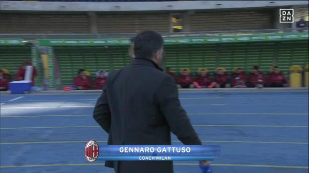 Hellas Verona - AC Mailand