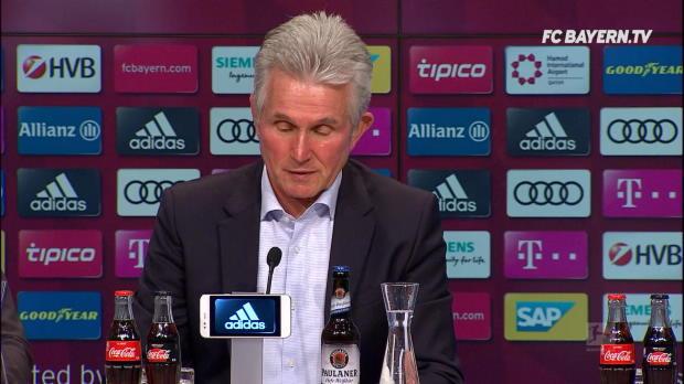 """Heynckes: """"5:0-Sieg nicht überbewerten"""""""