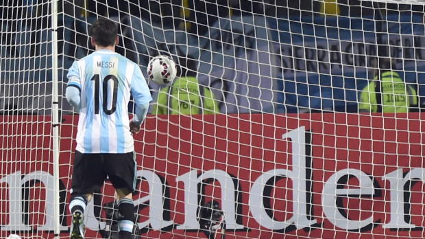 "Copa America: Messi: ""Ich hatte Angst"""