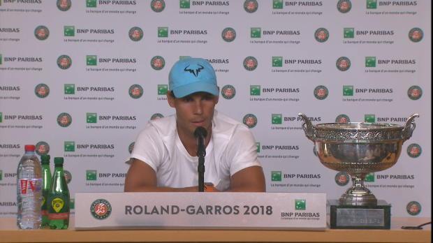 French Open: Nadal denkt nicht an Federers 20